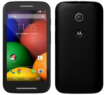 New Motorola Moto E images and specs revealed, colorful Moto Shells included