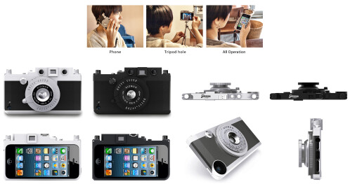 GIZMON iCA5 Case for iPhone 5s / 5