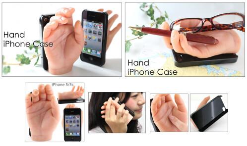 Dokkiri Hand Case for iPhone 5s / 5