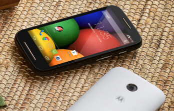 Motorola Moto E goes official with a killer price