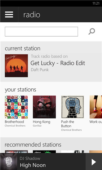 Spotify for Windows Phone gets revamped