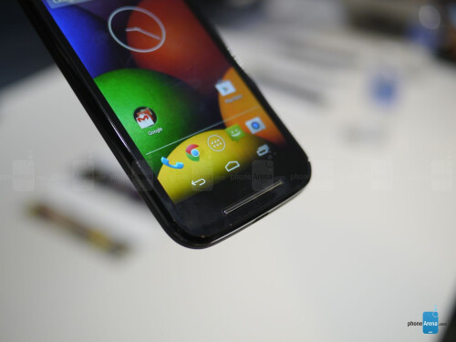 Motorola Moto E hands-on
