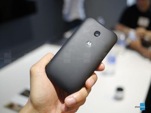 Motorola Moto E hands-on