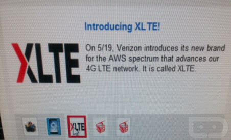 Verizon is rumored to be introducing its next-gen LTE network, called XLTE, on May 19th - Rumor: Verizon to introduce its AWS LTE service, XLTE, on May 19th