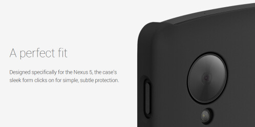 New Snap Case for the Nexus 5