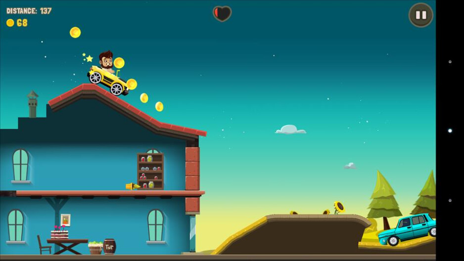 Aliens Drive Me Crazy review – the alien car smashing game hits Android and iOS