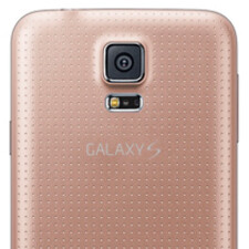 Samsung Galaxy S5 actually has two pink versions in Japan