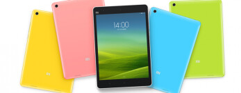 Xiaomi unveils the high-res, 7.9'' MiPad with world's first Nvidia Tegra K1 chip, 2GB RAM, and 8MP camera