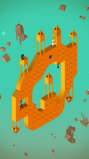 Monument Valley, a beautiful Escheresque puzzle, makes its way to Google Play