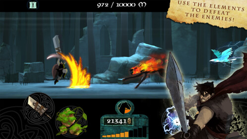 Dark Guardians - Android, iOS - $0.99, down from $2.49