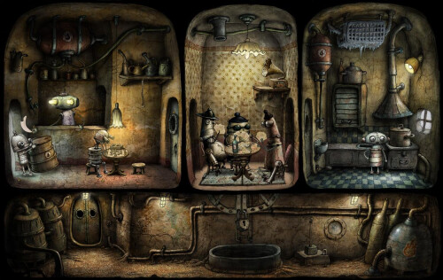 Machinarium - Android, iOS - $2.99, down from $4.99