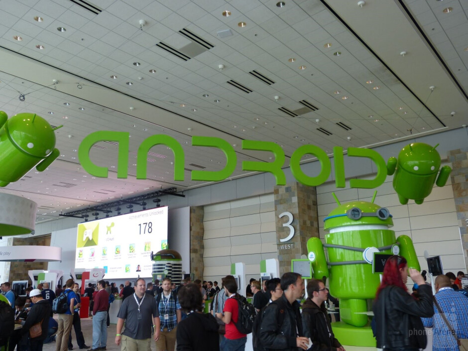 Android will dominate the festivities just like last year, though we see added items related to Android Wear and Google Glass - Google unveils schedule for Google I/O, cloud, camera, wearables, and Android, and some possible no shows?
