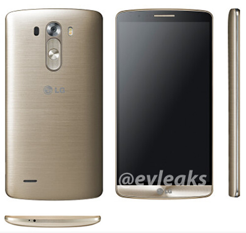 LG G3 in Gold