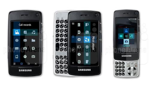 Samsung SGH-F520