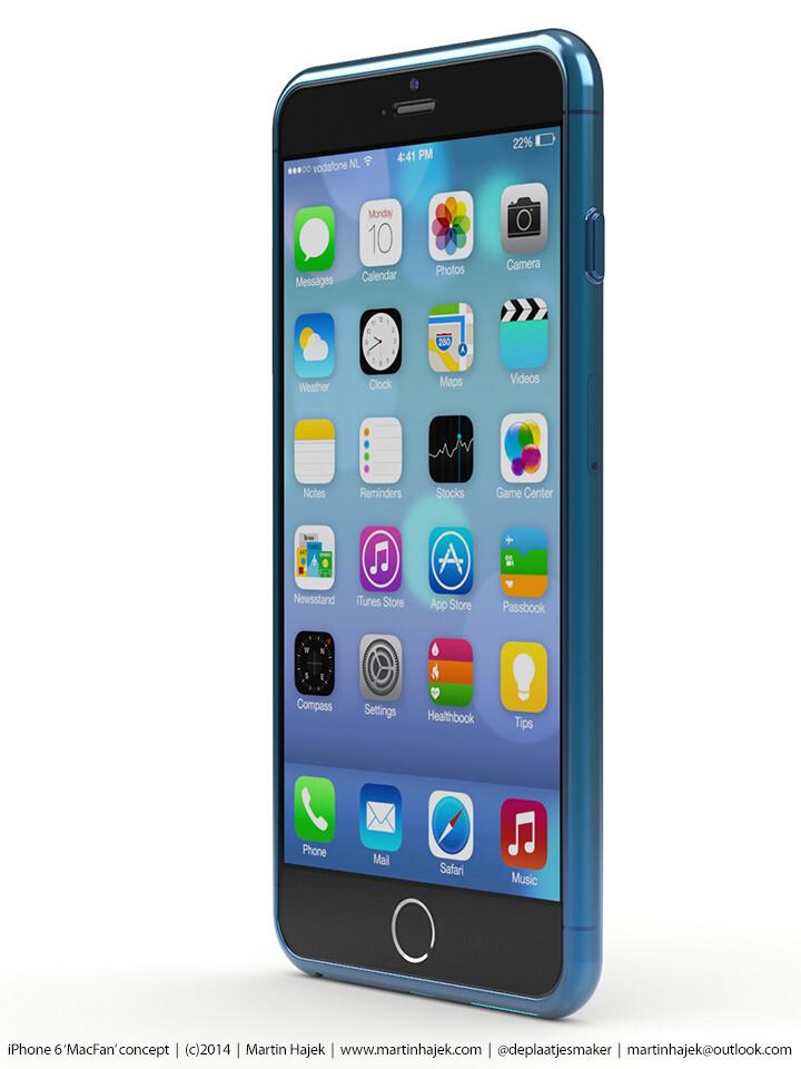 thiet ke iPhone 6