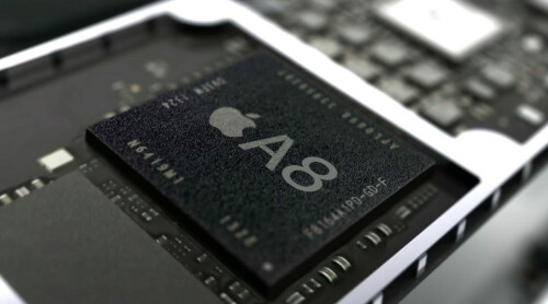 An improved, 64-bit A8 processor