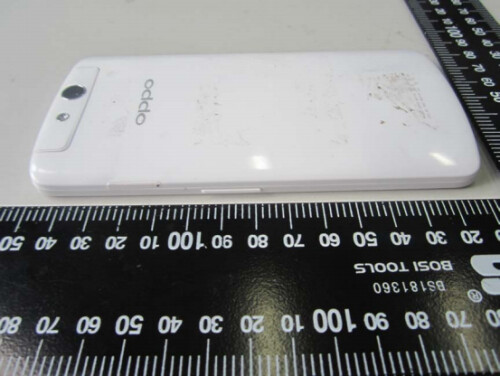 Oppo N1 mini specs and photos surface, approved by FCC