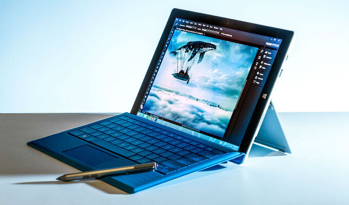 Microsoft Surface Pro 3 is a step towards the convergence dream, but isn't quite there
