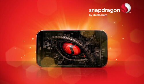 A quad-core Snapdragon 801 chip