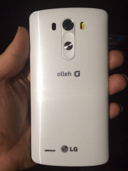 Dummy of the LG G3 (read: not real)