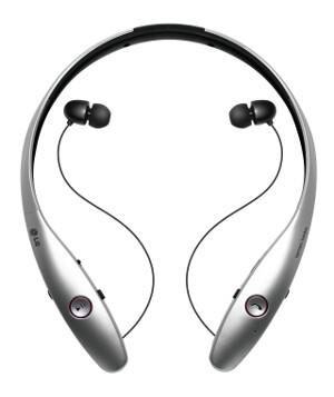 LG Tone Infinim is the longest-lasting neck Bluetooth headset, comes with exclusive G3 features