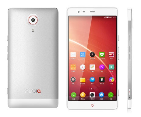 Monsters from Asia: The giant, 6.44-inch ZTE Nubia X6