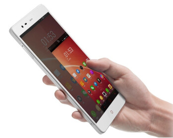 The Nubia X6 also has a proprietary one-handed mode, along with a dedicated camera shutter key, and stereo speakers