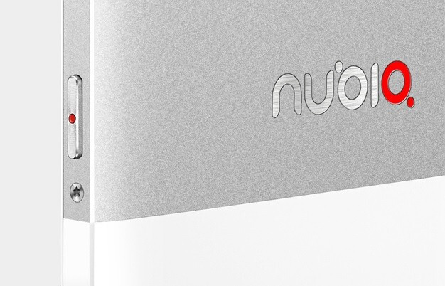 The Nubia X6 also has a proprietary one-handed mode, along with a dedicated camera shutter key, and stereo speakers - Monsters from Asia: The giant, 6.44-inch ZTE Nubia X6