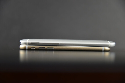 1v1: iPhone 6 vs HTC One M8