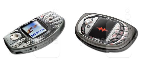 Nokia N-Gage and N-Gage QD