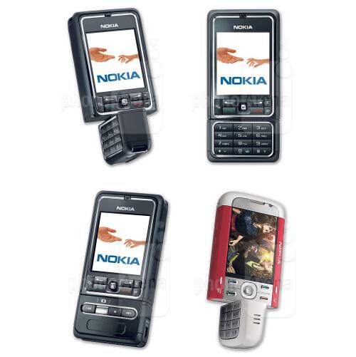 Nokia 3250 and Nokia 5700 XpressMusic