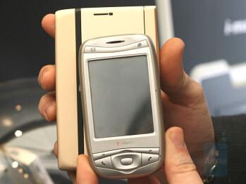 i-mate 7150 compared to HTC Wizard - i-mate 7150