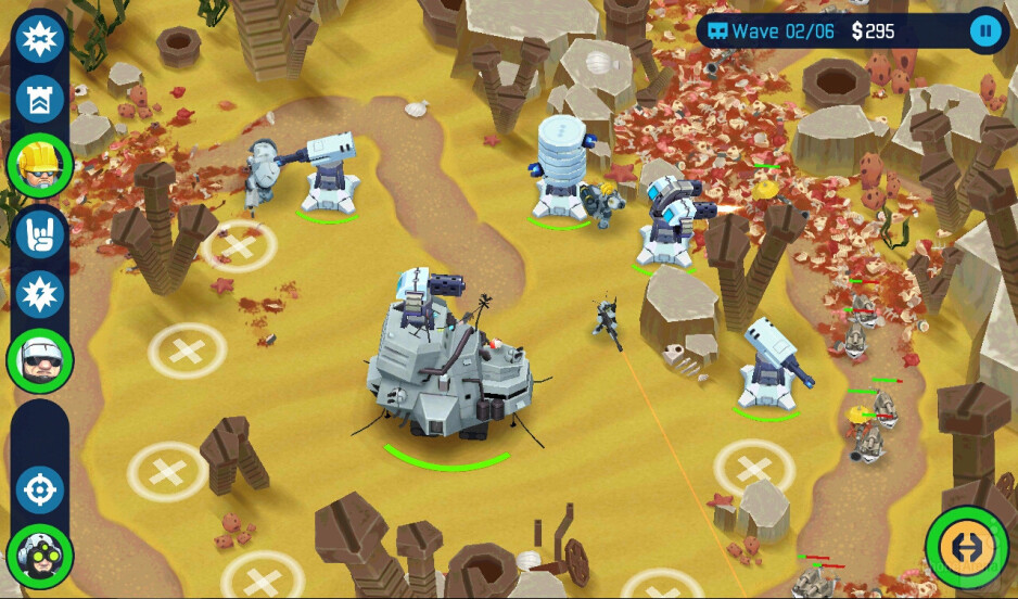 OTTTD Review: An over-the-top tower defense game