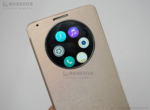 LG G3 QuickCircle pops up in all variations