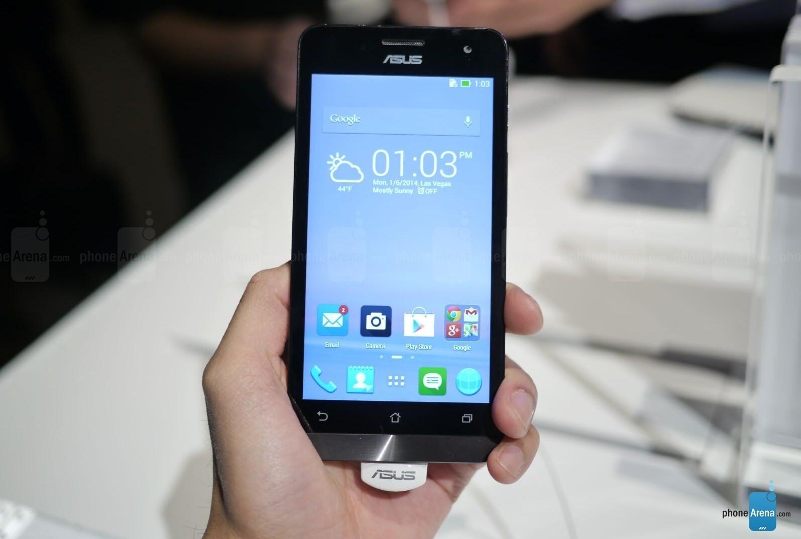 Asus ZenFone 5 LTE and ZenFone DIY coming soon?