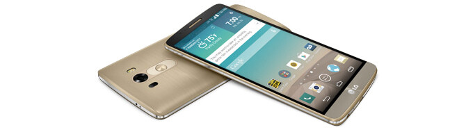 LG G3 coming to Sprint, carrier to hold exclusivity on Shine Gold model
