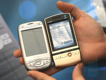 HTC Wizard and i-mate 6150 - i-mate 6150