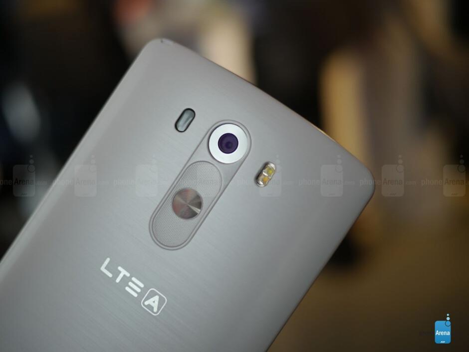 LG G3 hands-on: the QHD behemoth is here