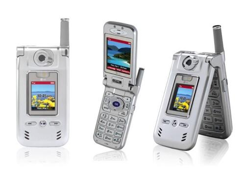 LG VX-8000 (2004)