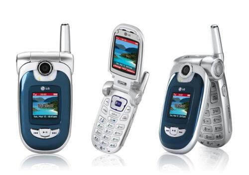 LG VX-8100 (2005)