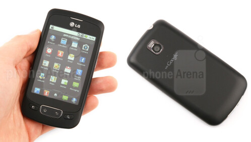 LG Optimus One (2010)
