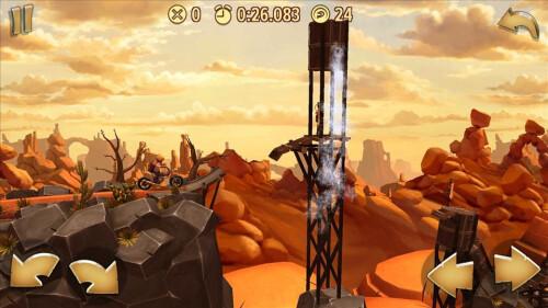 Trials Frontier game gallery