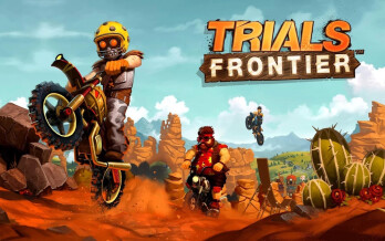 Trials Frontier review - motorbikes survived the apocalypse, but so did in-app purchases