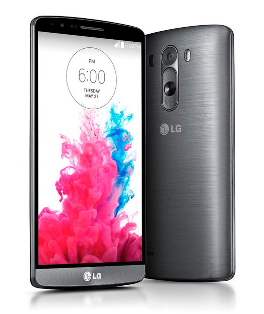 The LG G3 is the first phone (outside of China) with a Quad HD display - The battle for the pixel: here's how much more pixels LG G3's Quad HD display has compared to 1080p, 720p, and the rest