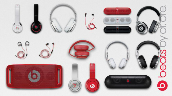7 iconic Beats by Dre headphones and speakers