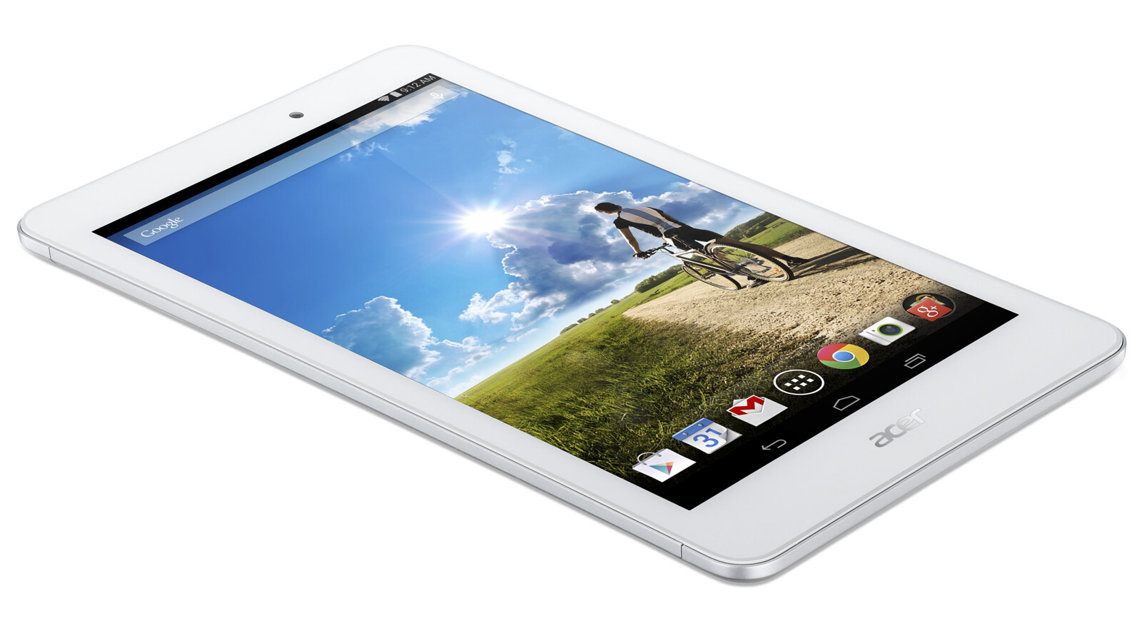 Acer intros new Iconia Tab 8 Android tablet, quad-core ...
