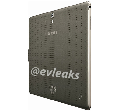 Samsung Galaxy Tab S 10.5 press images leaked
