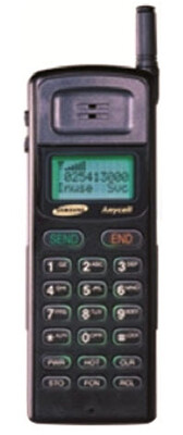 Did you know that Samsung once struggled to make mobile phones comparable to Motorola's?