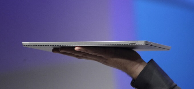 Microsoft scores points over storage specs on the new Surface Pro 3 tablet