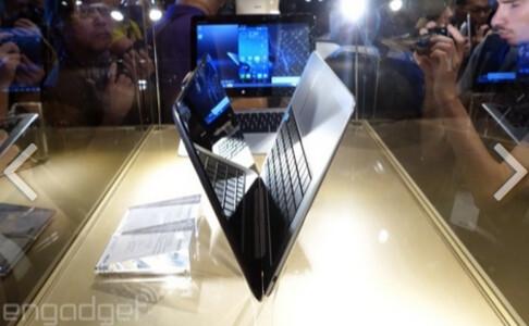Asus Transformer Book V is introduced at Computex